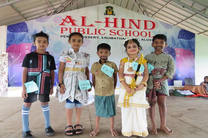 Al Hind Public School-Fancy Dress