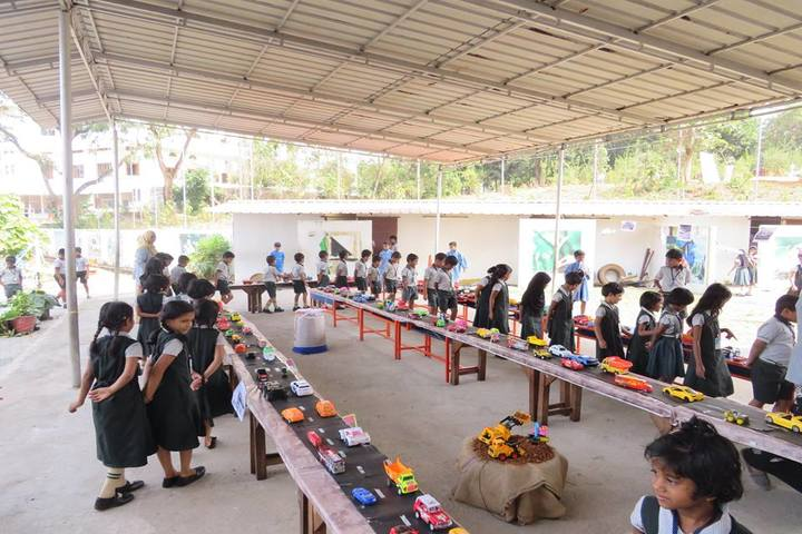 Al Hind Public School-Students