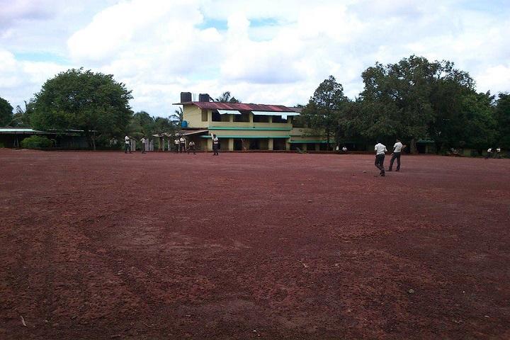Al Huda Central School-Ground