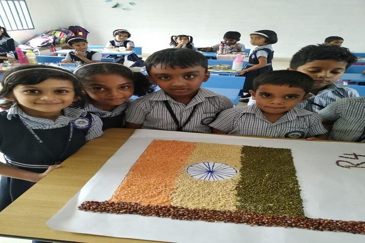 Al Huda English School-Art