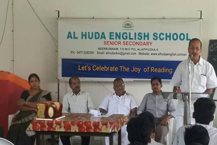 Al Huda English School-Seminar