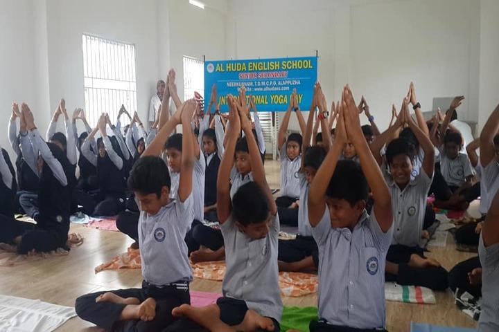 Al Huda English School-Yoga