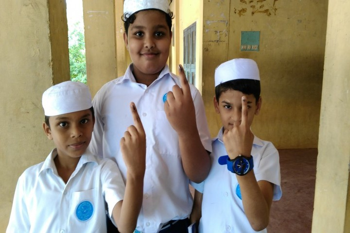 Al Ihsan English School-Vote