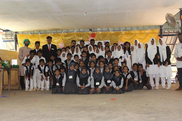 Al Islah English School-Group Photo