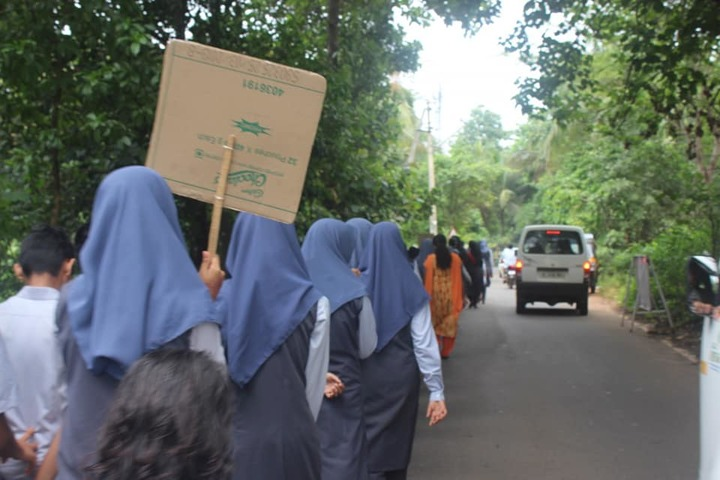 Al Islah English School-Rally