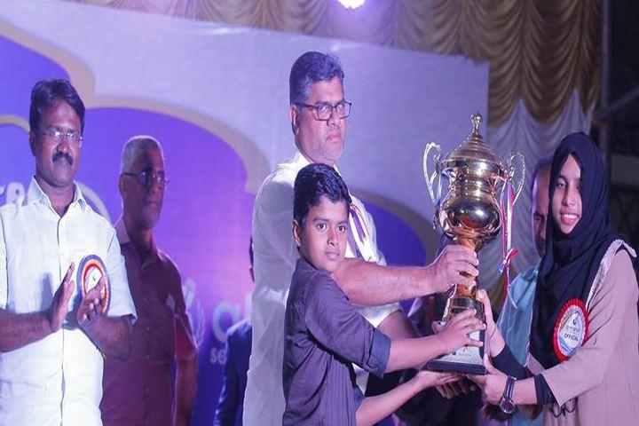Al Manar Public School-Award