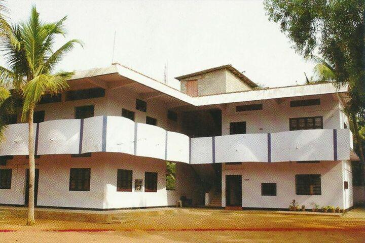Al Ameen Central School-Campus