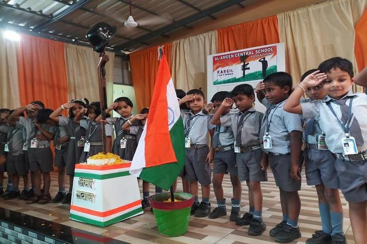 Al Ameen Central School-Republic Day