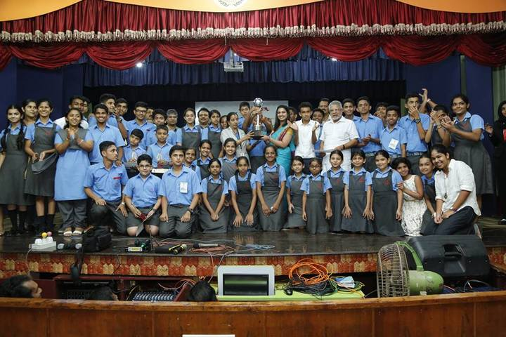 Al Ameen Public School-Achievement