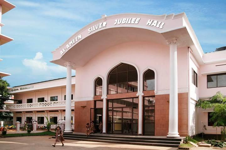 Al Ameen Public School-Sliver Jubile Hall