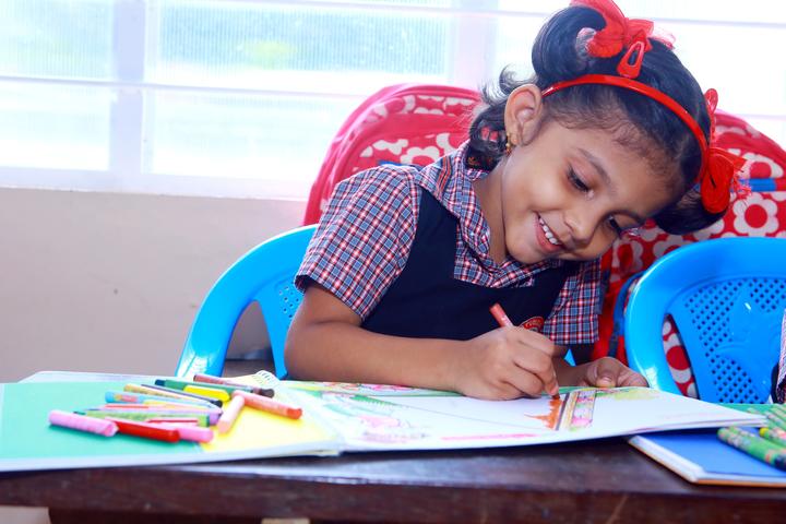 Al Aqsa Public School-Drawing