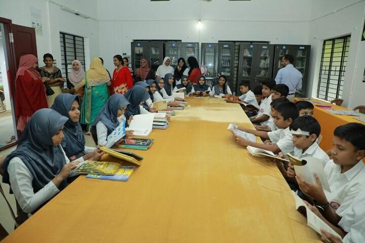 Al Aqsa Public School-Library