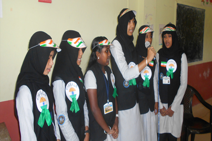 Al Falah Amm English School-Independence Day
