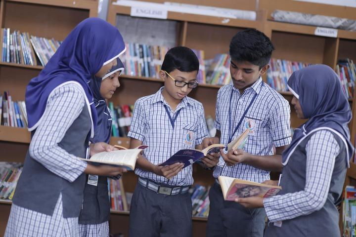 Al Falah Public School-Library