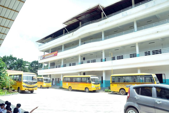 Al Falah Public School-Transport