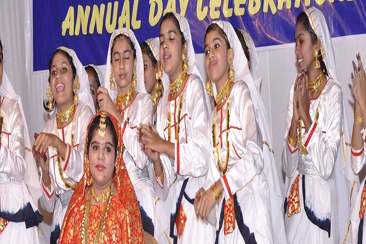 Al Farook Residential Senior Secondary School-Dance