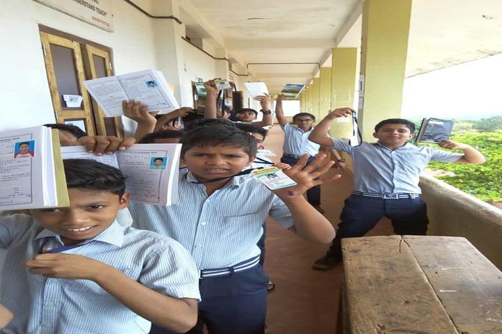 Al Farooque School-Election