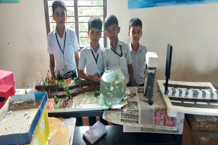 Al Farooque School-Science Exhibition