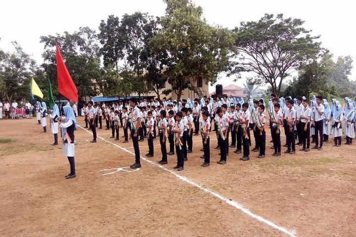 Al Farooque School-Sports Day