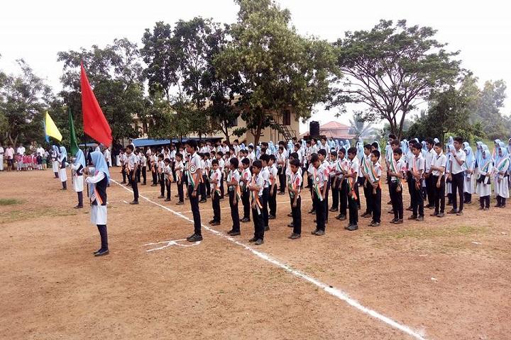 Al Farooque School-Assembly