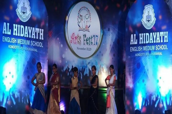Al Hidayath English Medium School-Event