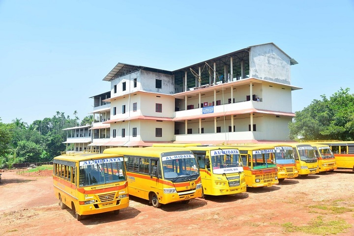 Al-Hidayath English Medium School-Transport
