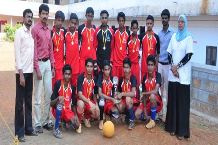 Al Irshad English School-Sports day