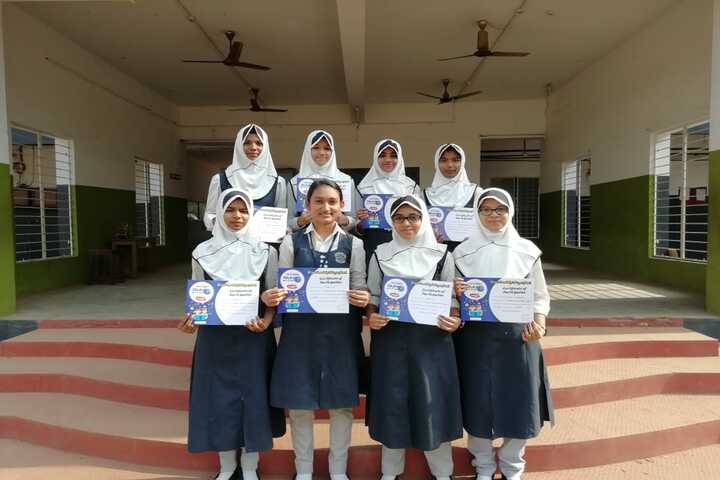 Alangad Jama Ath Public School-Achievement