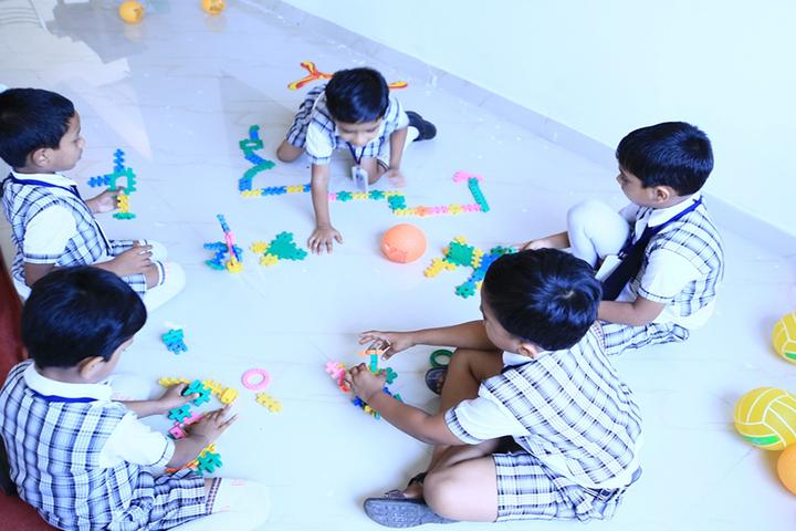 Alangad Jama Ath Public School-Activity