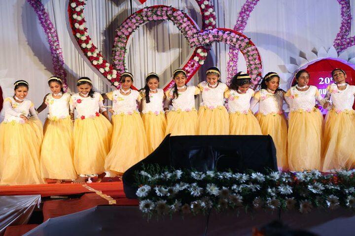 Alangad Jama Ath Public School-Dance