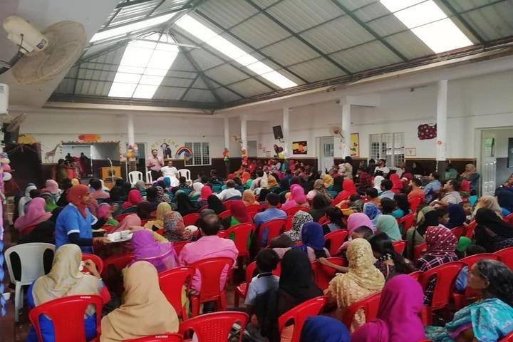 Alangad Jama Ath Public School-Events