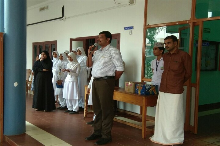 Albab Central School-Meeting
