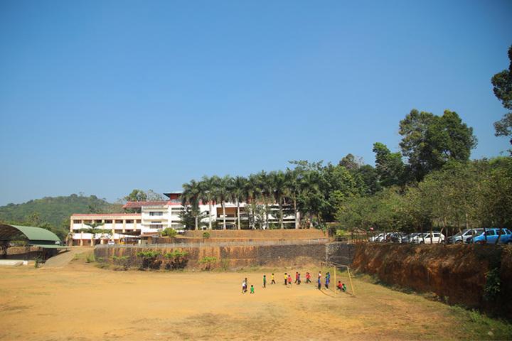 Alfeen Public School-Sports