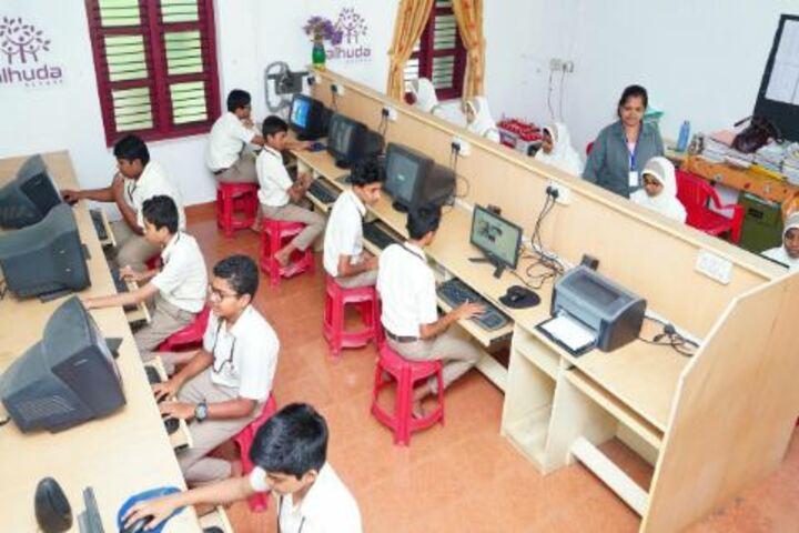 Alhuda Public School-IT-Lab