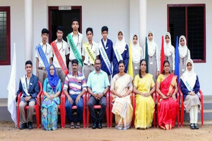 Alhuda Public School-Investiture Ceremony