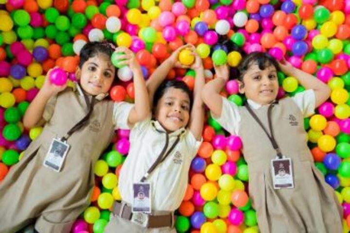 Alhuda Public School-Playing