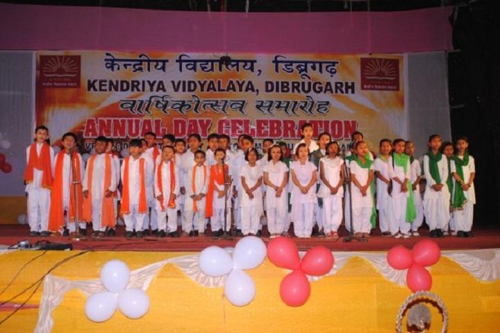 Kendriya Vidyalaya - Annual day