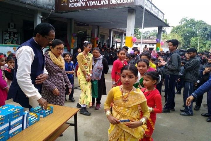 Kendriya Vidyalaya -Childrens day