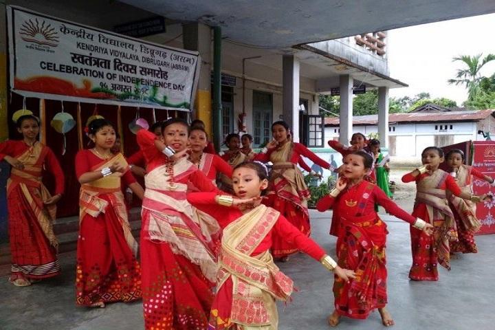 Kendriya Vidyalaya -Independence day