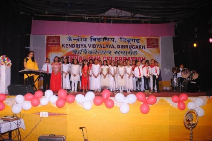 Kendriya Vidyalaya -Singing