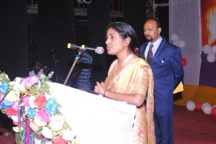 Kendriya Vidyalaya -Speech