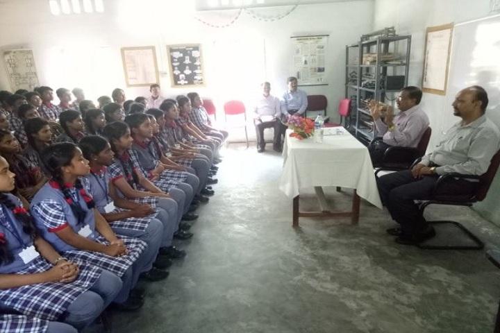 Kendriya Vidyalaya -Students meeting
