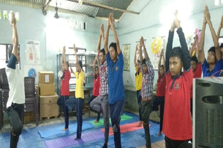 Kendriya Vidyalaya -Yoga