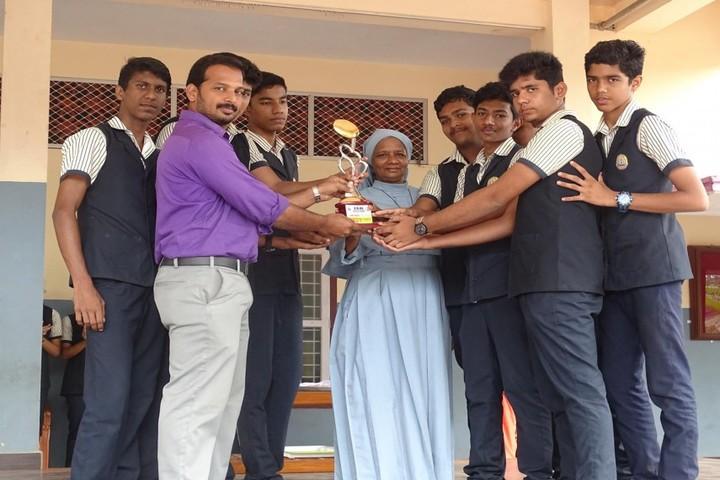 Alphonsa Central School-Award