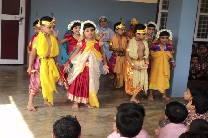 Alphonsa Central School-Festival