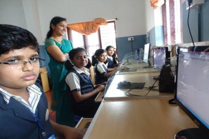 Alphonsa Central School-IT-Lab