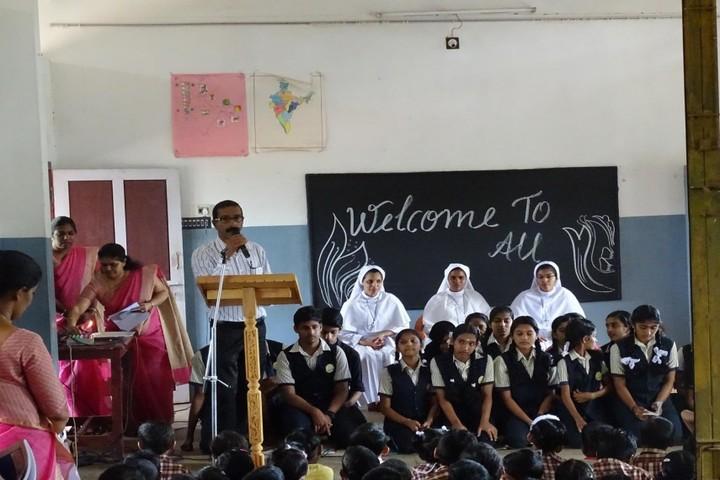 Alphonsa Central School-Meeting