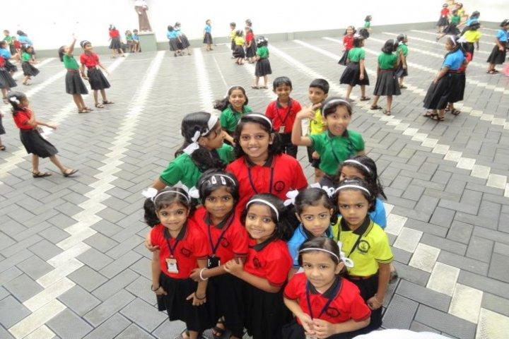 Alphonsa English Medium School-Activity