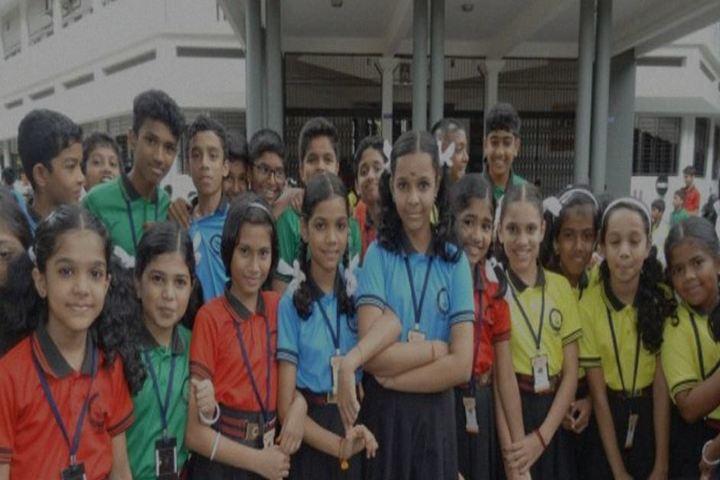 Alphonsa English Medium School-Group Photo