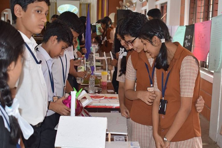 Alphonsa English Medium School-School Exhibition
